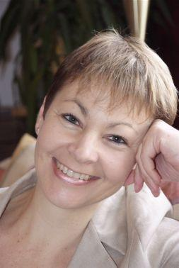 Green Party Member Caroline Lucas 2007 informal